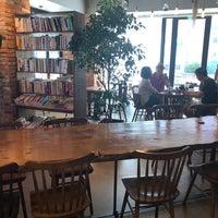Photo taken at 빨간책방 Café by Mook han K. on 7/31/2018