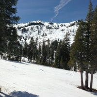 Photo taken at Alpine Meadows Ski Resort by Matt Z. on 3/29/2013