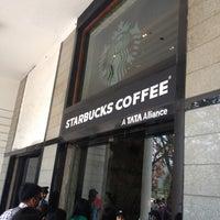Photo taken at Starbucks Coffee by Lovish P. on 3/24/2013