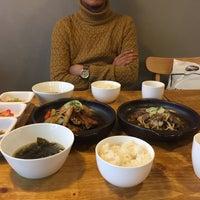 Photo taken at Eid (Korean Muslim Restaurant) by Istiqamah R. on 4/9/2017