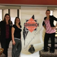 Photo taken at Goodrich Scholarship Office by Steph C. on 1/18/2013