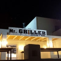 Photo taken at Mr. Griller by Ελενη Χ. on 8/29/2014