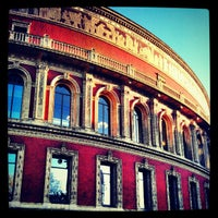 Photo prise au Royal Albert Hall par Simon O. le11/14/2012