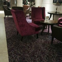 Photo taken at Academy Plaza Hotel by Aqua on 1/8/2017