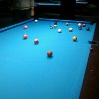 Photo taken at BSD Billiard Snooker Darts Club by Aqua on 1/9/2015