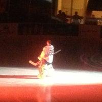 Photo taken at Oklahoma City Barons Hockey by Laura Gabriella H. on 4/27/2013