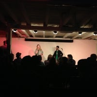 Photo taken at The Nerdist Theatre at Meltdown Comics by Andrew S. on 12/3/2012