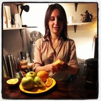 Photo taken at Brew cabinet bar by Olya Z. on 2/24/2014