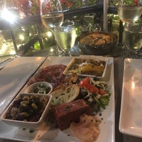 Photo taken at Bistro Sous-Le-Fort by Alberto A. on 8/29/2017