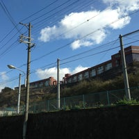 Photo taken at 智辯学園和歌山小学校・中学校・高等学校 by たぬー on 12/31/2012
