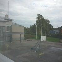 Photo taken at Kungsvägens skola by ted S. on 9/11/2013