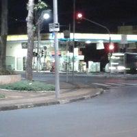 Photo taken at Posto Alfemar - Ipiranga by Henrique S. on 2/6/2013