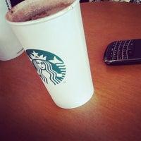Photo taken at Starbucks by Novia W. on 1/31/2013