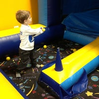 Photo taken at Pump It Up by Pam Q. on 1/20/2013