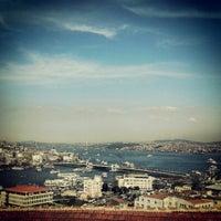 4/12/2013에 Merve Nur K.님이 Mimar Sinan Teras Cafe에서 찍은 사진