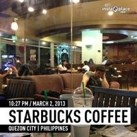 Photo taken at Starbucks Coffee by Ralph B. on 3/2/2013