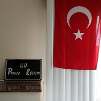 Photo taken at Pusula HD Eğitim by Arda T. on 5/19/2014
