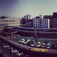 Photo taken at 경북예술고등학교 by soyoung S. on 2/28/2013