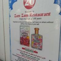 Photo taken at Singapore Zam Zam Restaurant by enzo on 6/21/2013