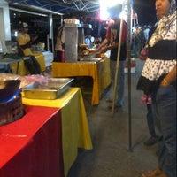Photo taken at Pasar Malam Taman Selasih by enzo on 11/29/2012