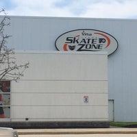 Photo taken at Virtua Center Flyers Skate Zone by Karen R. on 5/11/2014