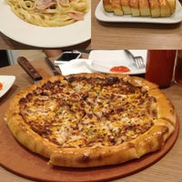 Photo taken at Pizza Hut by Fiona. A. on 4/6/2014