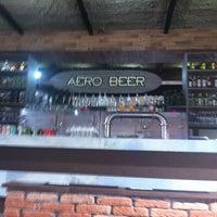 Photo taken at Aero Beer by Edson B. on 4/4/2013