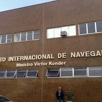 Photo taken at Aeroporto Internacional de Navegantes / Ministro Victor Konder (NVT) by Braian A. on 7/7/2013