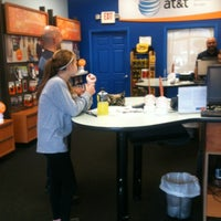 Photo taken at AT&T Authorized Retailer by Kurmh on 12/8/2012