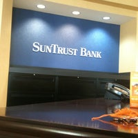 Photo taken at Suntrust Bank by Kurmh on 11/20/2012