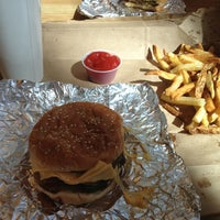 Photo taken at Five Guys by Ben C. on 3/8/2013