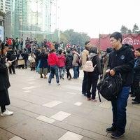 Photo taken at Apple Jiefangbei by njhuar on 12/16/2017