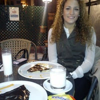 Photo taken at Crepes'n Tapas Bar by Marta M. on 12/6/2012