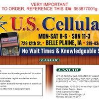 Das Foto wurde bei U.S. Cellular Authorized Agent - Whannel's Cellular von U.S. Cellular Authorized Agent - Whannel's Cellular am 4/3/2017 aufgenommen