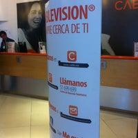 2/15/2014 tarihinde Zazu M.ziyaretçi tarafından Cablevisión'de çekilen fotoğraf