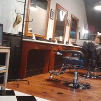 Photo taken at Seven Barber Shop by Inot H. on 5/6/2014