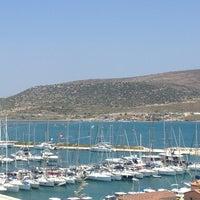 7/6/2013 tarihinde Mursel B.ziyaretçi tarafından Port Alaçatı'de çekilen fotoğraf