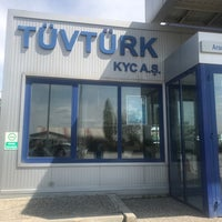 Photo taken at TÜVTÜRK Araç Muayene İstasyonu by Alper S. on 4/11/2018