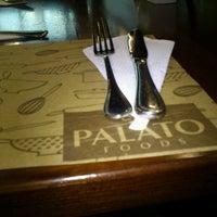 Photo taken at Palato Café by Mv2 D. on 2/19/2013