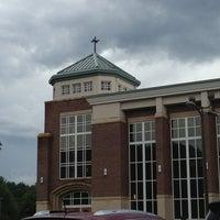 Photo taken at Carmel Baptist Church by Adam on 8/21/2013