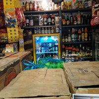 Photo taken at La Barra Drinks by El Capitán C. on 6/7/2014