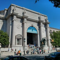 Foto tirada no(a) Museu Americano de História Natural por Max S. em 6/1/2013