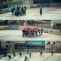 11/13/2012 tarihinde Катрин П.ziyaretçi tarafından Айс Холл / Ice Hall'de çekilen fotoğraf