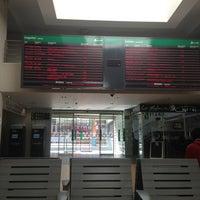 Photo taken at Estación Intermodal de Almería by Pedro M. on 2/12/2013