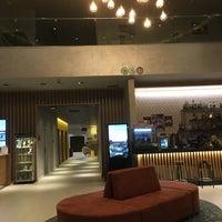 4/23/2018 tarihinde Nabeel A.ziyaretçi tarafından Park Inn by Radisson Istanbul Ataturk Airport'de çekilen fotoğraf