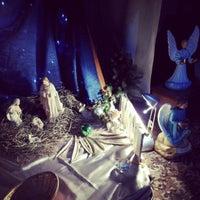 Photo taken at Римо-католицький костел св. Йосипа / Roman Catholic Church by Denys D. on 12/25/2012