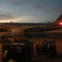 Photo taken at Miami International Airport Security Division by Pantera1960 on 1/6/2013