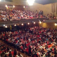 Photo taken at McCarter Theatre by Charlie S. on 9/15/2012