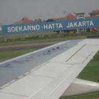 Photo taken at Soekarno-Hatta International Airport (CGK) by Kurnia I. on 7/29/2013