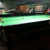 Photo taken at Snooker Era Jaya by Azizan B. on 7/20/2013